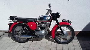 1961 BSA B40 Motorcycle  For Sale