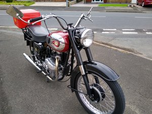 1962 BSA 500 A7 For Sale