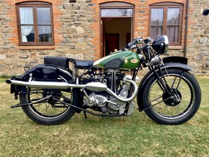 1936 BSA Blue Star 500cc For Sale