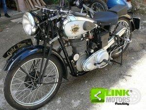 1938 BSA GOLD STAR M24 Prima Serie