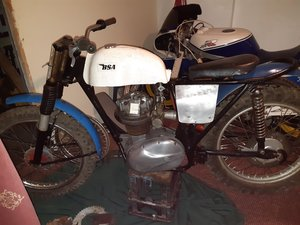 1963 Bsa c15 For Sale