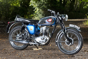 1966 Stunning bike fully restored with £000's spent