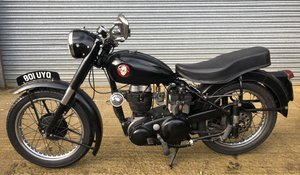 1954 BSA C11G For Sale by Auction