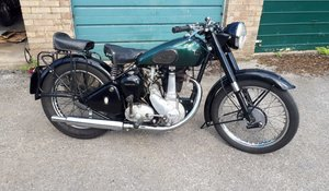 1947 BSA B31 For Sale by Auction