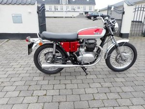 1972 BSA A65 Lightning For Sale by Auction