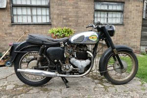 1961 BSA Sooting Star, 500 cc. For Sale by Auction