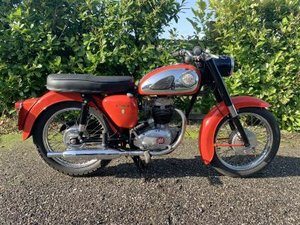 1961 BSA B40 For Sale by Auction
