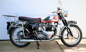1961 BSA A10 to Super Road Rocket Specification, 646 cc. For Sale by Auction
