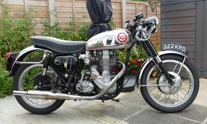 1959 BSA Gold Star, Clubmans Trim, 500 cc. For Sale by Auction