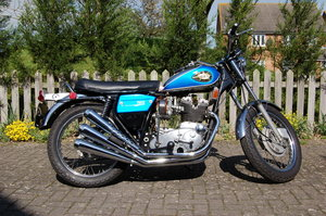 BSA Rocket 3 Price reduced Force. Corona Job loss.