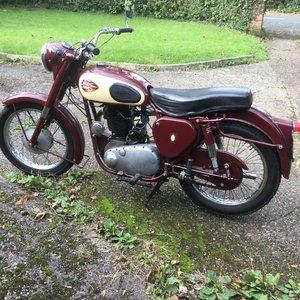 1955 Classic bike BSA B31
