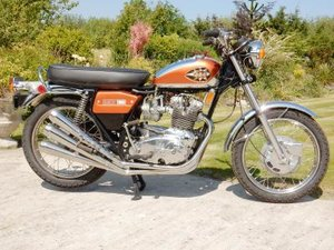 1971 BSA Rocket 3 MK2 For Sale by Auction