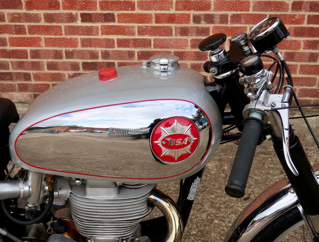 1956 BSA Gold Star Daytona  For Sale (picture 2 of 6)