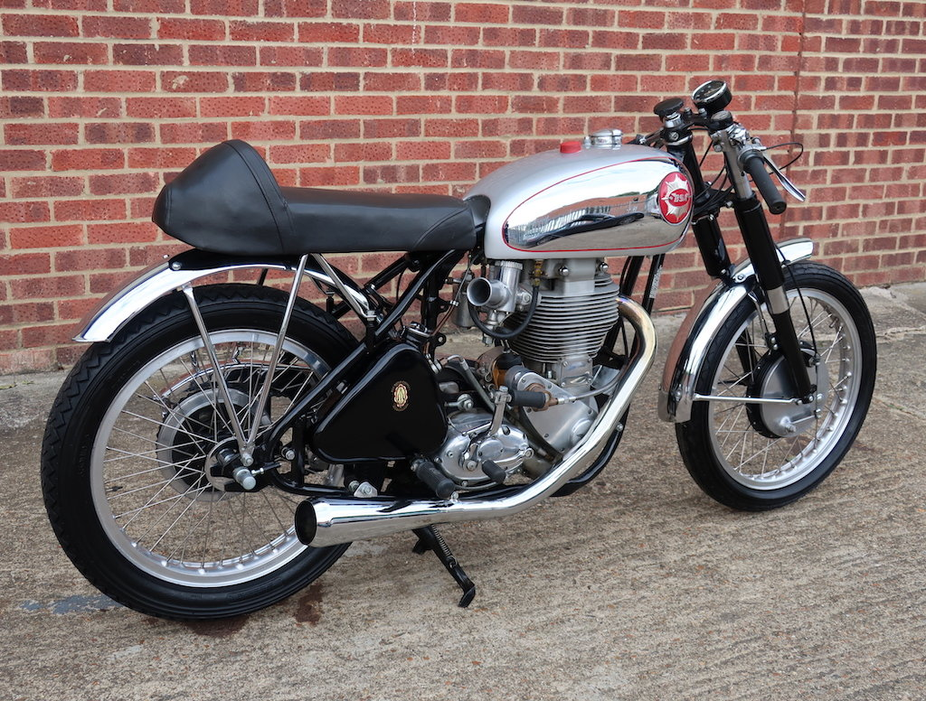 1956 BSA Gold Star Daytona  For Sale (picture 4 of 6)