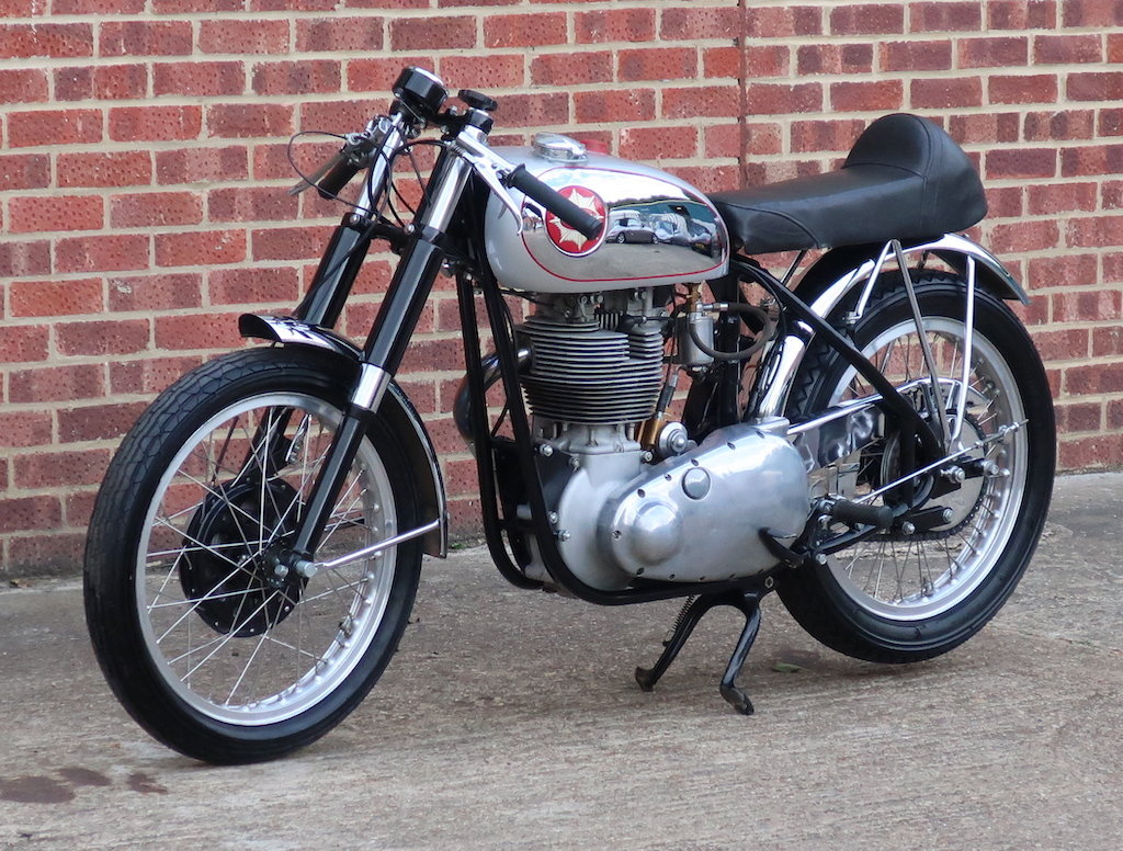 1956 BSA Gold Star Daytona  For Sale (picture 6 of 6)