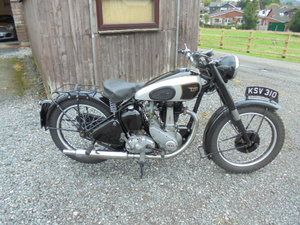 BSA B31 1952 For Sale