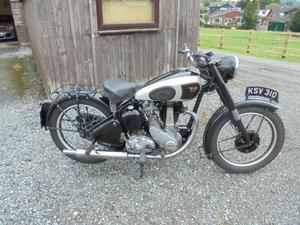 BSA B31 1952