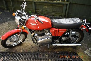 1973 BSA A65 Lightning  For Sale
