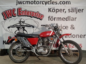1971 Bsa B50T For Sale