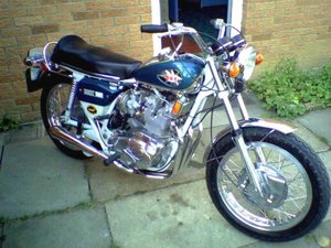 BSA Rocket 3 Three Mk2 A75R Export 5 Speed 11,348 Miles VGC