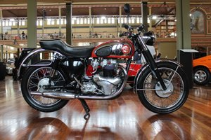 1957 BSA ROAD ROCKET 646cc MOTORCYCLE For Sale by Auction