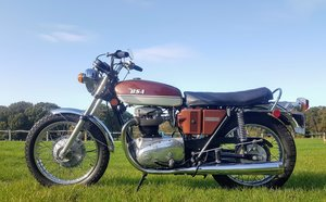 BSA Thunderbolt 650 A65 1971 J Tested with Video