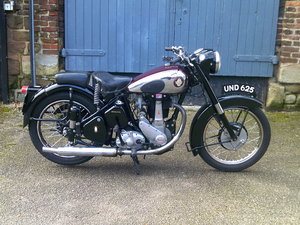 1957 BSA BM33 500cc Single ohv For Sale