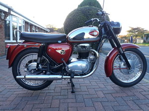1964 BSA A65 Star Twin For Sale