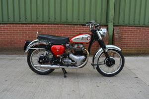 1960 BSA A10 R Super Rocket