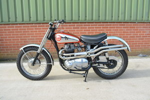 1956 BSA A10 Super Rocket Spitfire Replica For Sale by Auction