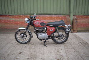1970 BSA A65 Lightning For Sale by Auction