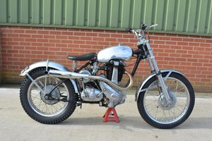 1949 BSA B31 Trials