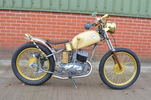 1960 BSA Bantam Brass Bobber Special For Sale by Auction