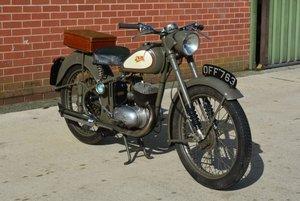 1955 BSA Bantam Major D3 For Sale by Auction