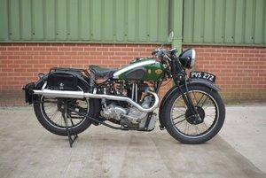 1936 BSA Blue Star 500 For Sale by Auction