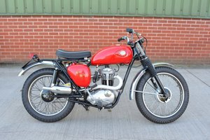 1967 BSA C15 SS80 For Sale by Auction