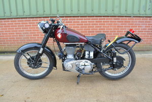1958 BSA M21 with Sidecar For Sale by Auction