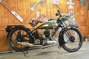 1926 BSA Model S27 For Sale by Auction