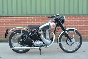 1951 BSA ZB32 Gold Star For Sale by Auction