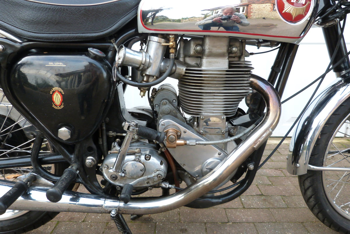 1956 BSA DB34 Gold Star For Sale (picture 3 of 6)