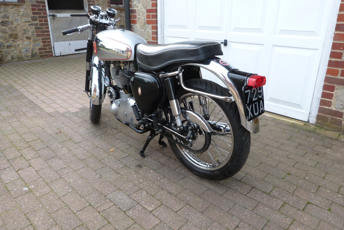 1956 BSA DB34 Gold Star For Sale (picture 5 of 6)