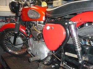 1949 BSA b31 350cc