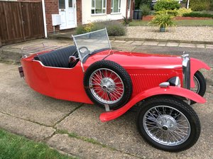 1934 BSA Three Wheeler TW34-10 For Sale
