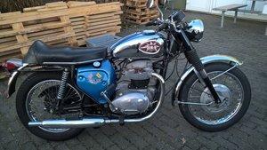 BSA A50 Royal star 1969