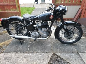 Bsa m21 rigid 600cc 1956 (genuine british ) rare! For Sale