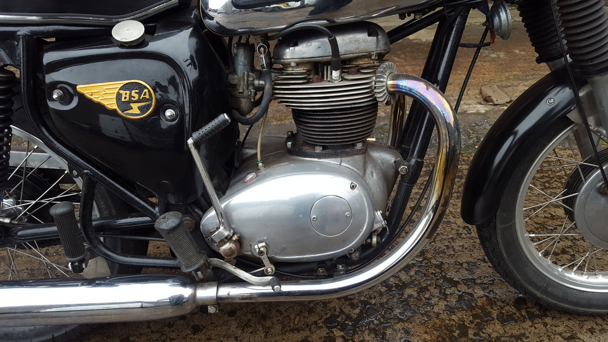1967 BSA A50 / 65 For Sale (picture 4 of 6)