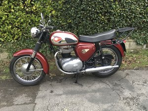 1962 BSA A65 Star Thunderbolt  For Sale