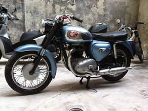1965 Bsa a 65 650 year For Sale
