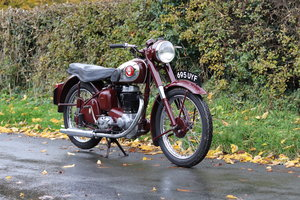 1953 BSA C11G 250cc For Sale