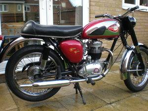 1964 BSA b40ss 90